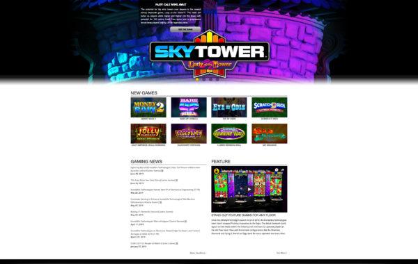 IT Gaming Website